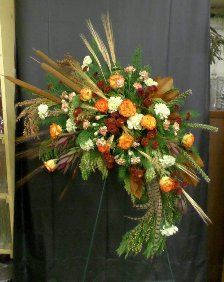 Outdoors tribute by Klamath Flowers in Klamath Falls, OR