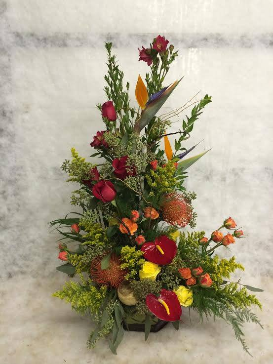 Tropical fun with Hobby Hill Florist in Sebring, FL