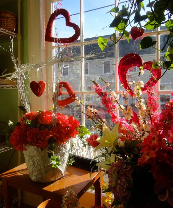 Valentine's Day beauty from Montgomery Florist in Montgomery, AL