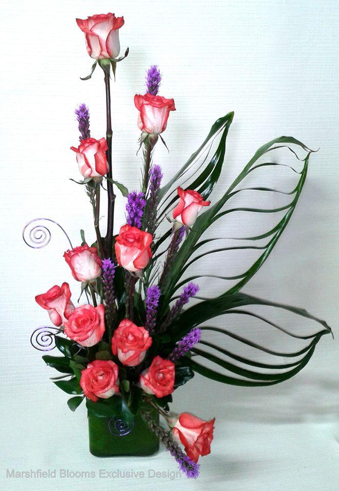A beautiful design from Marshfield Blooms in Marshfield, MO