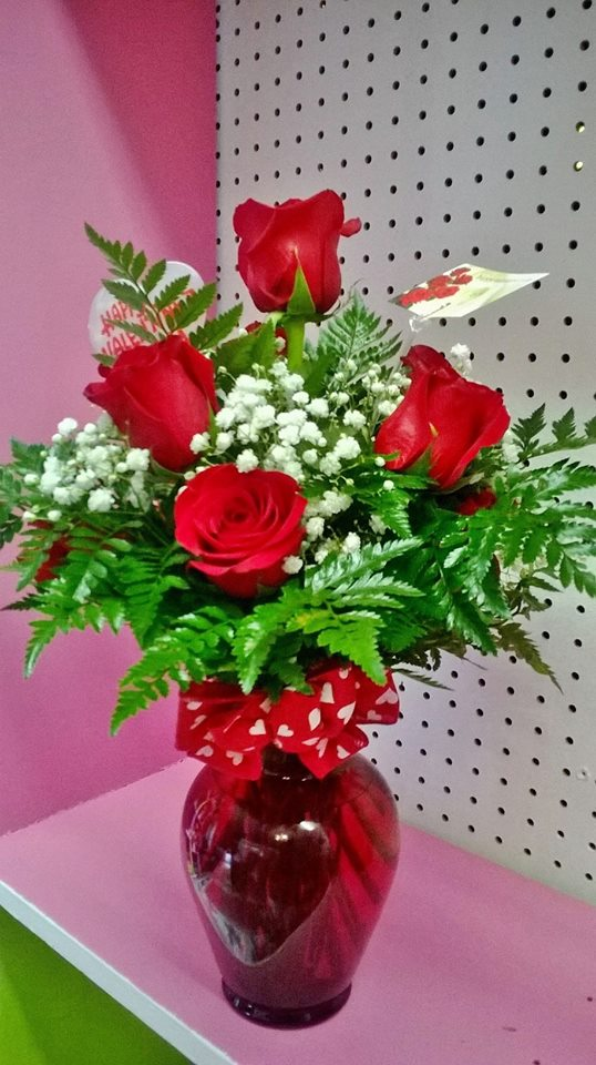 A touch of passion with Wilma's Flowers in Jasper, AL