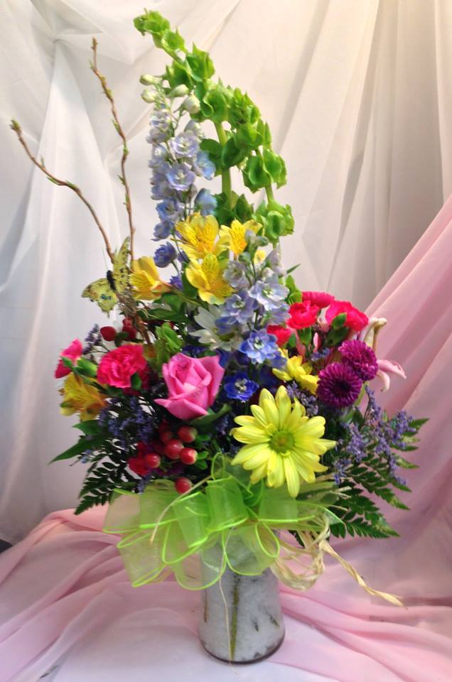 A touch of spring from Michele's Floral and Gifts in Copperas Cove, TX