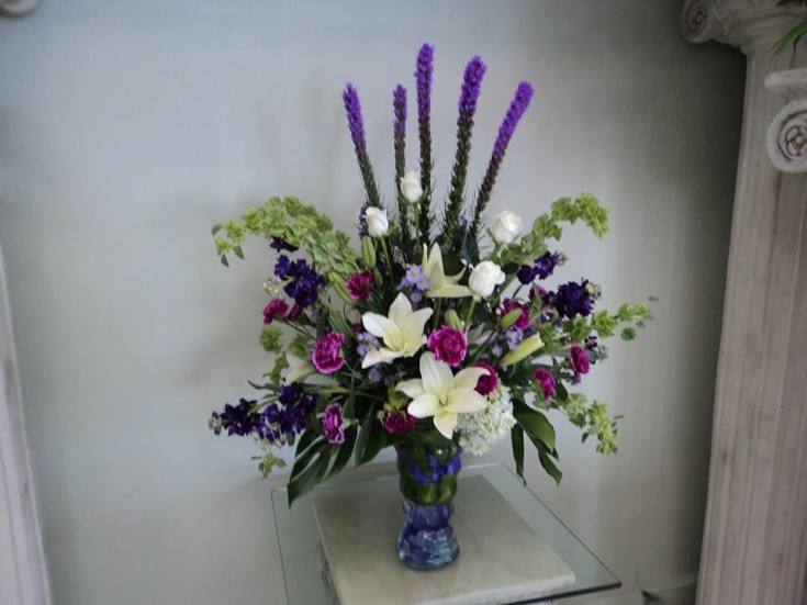 Amazing colors with Divine Ideas and Flowers for You in Edinburg, TX