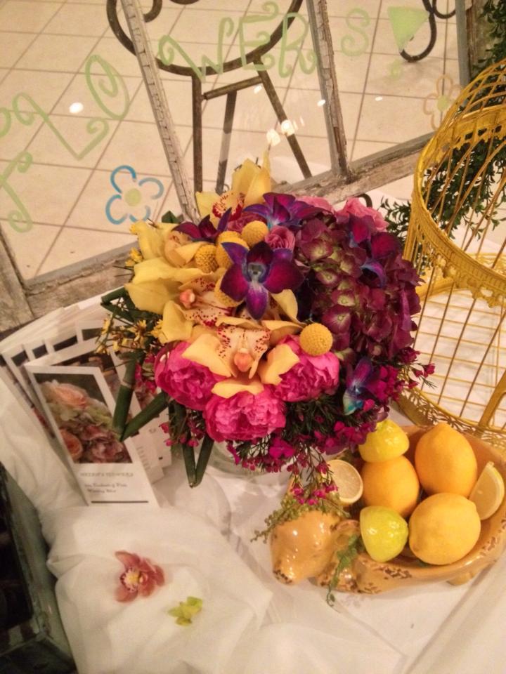 Beautiful bouquet from Helen's Flowers in Greenville, OH