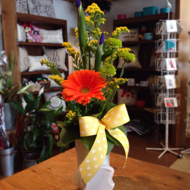 'Flowers to Go' from Petals in Thyme in Wasaga Beach, ON