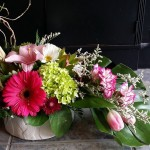 A gorgeous sympathy arrangement from BlueShores Flowers & Gifts in Wasaga Beach, ON
