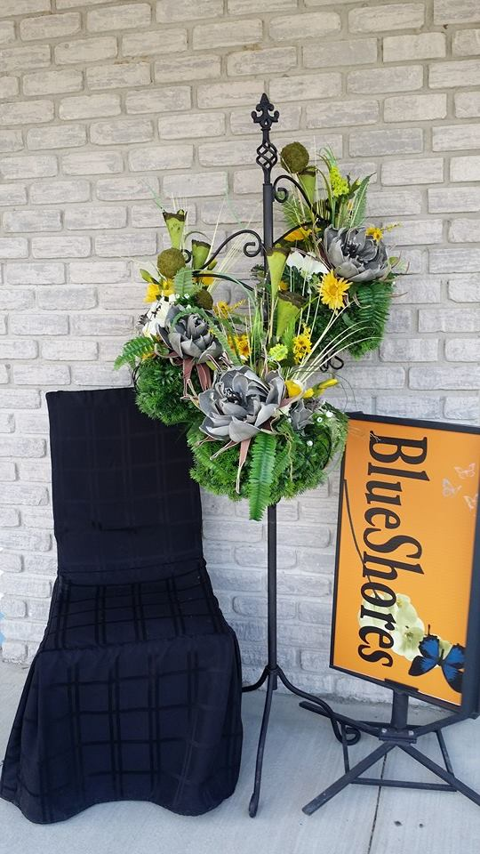 Amazing arrangement from BlueShores Flowers & Gifts in Wasaga Beach, ON