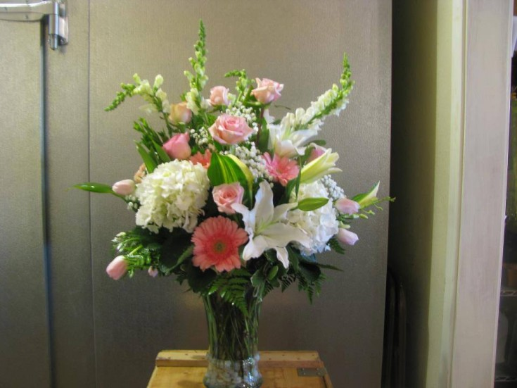 Beautiful arrangement from Mabank Floral & Gifts in Mabank, TX