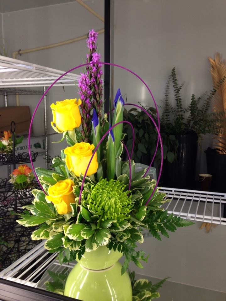 Colorful and creative from Petals in Thyme in Wasaga Beach, ON