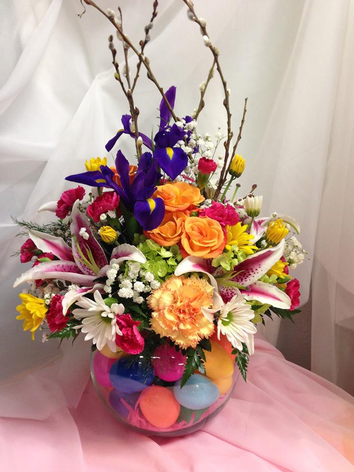 Easter fun with Michele's Floral and Gifts in Copperas Cove, TX