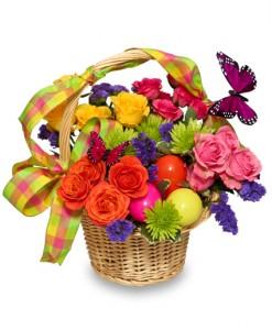 Egg-cellent Easter Blooms