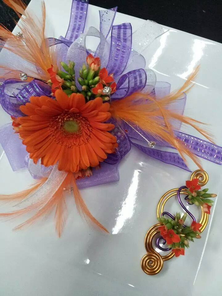 Prom pieces from Designs by Vogt's Floral & Gifts in Sturgis, MI
