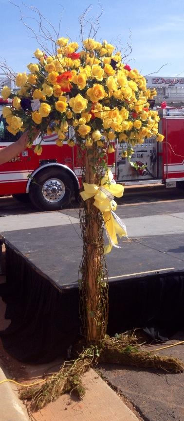 A Tree of Resiliency by A New Beginning Florist in Moore, OK