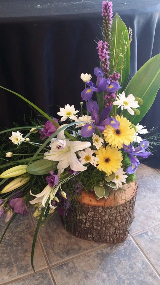 A call to nature from BlueShores Flowers & Gifts in Wasaga Beach, ON