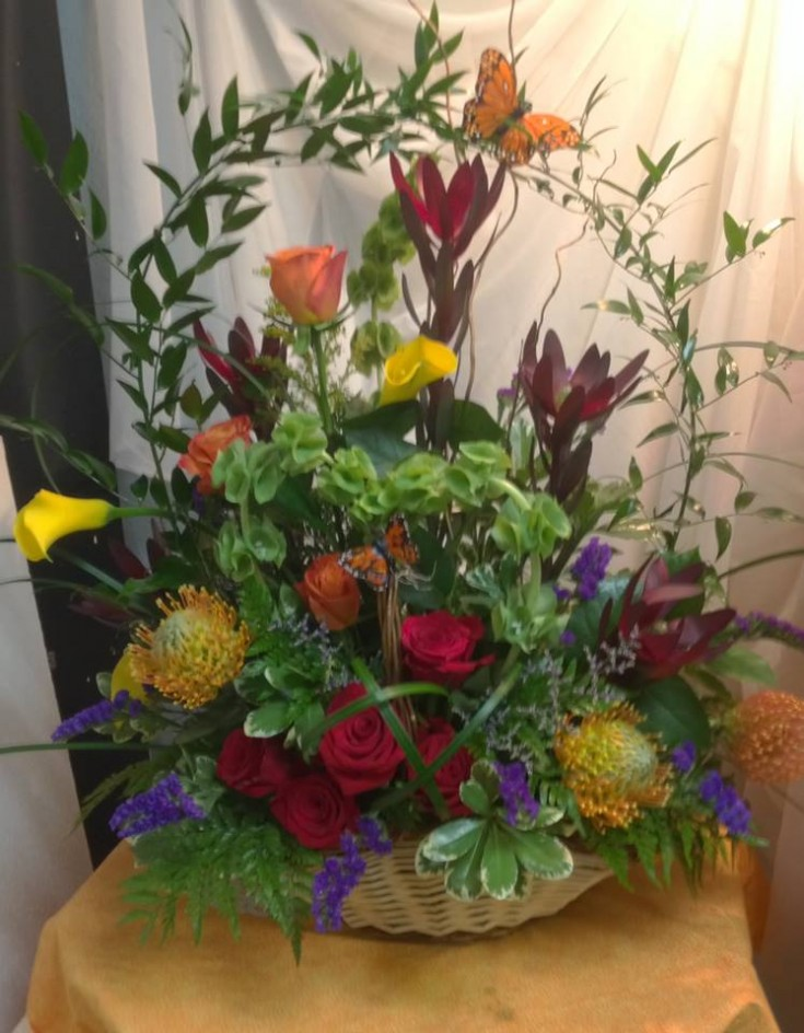 A garden of everything special from Michele's Floral and Gifts in Copperas Cove, TX