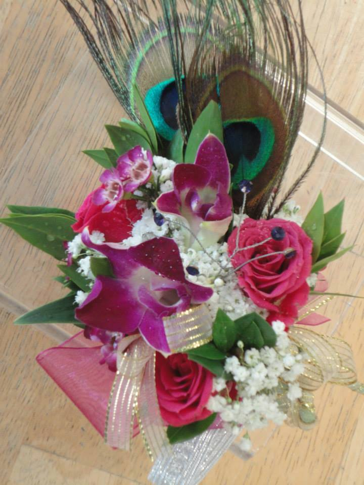 A wonderful prom piece from Flowers By Flowers, Inc. in Parkville, MD