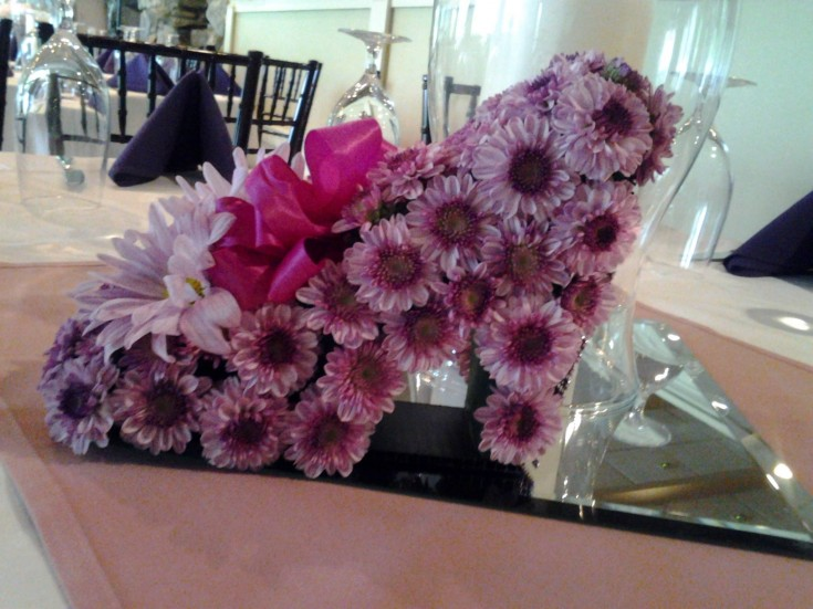 An elegant arrangement from Nate's Flowers and Gift Baskets in District Heights, MD