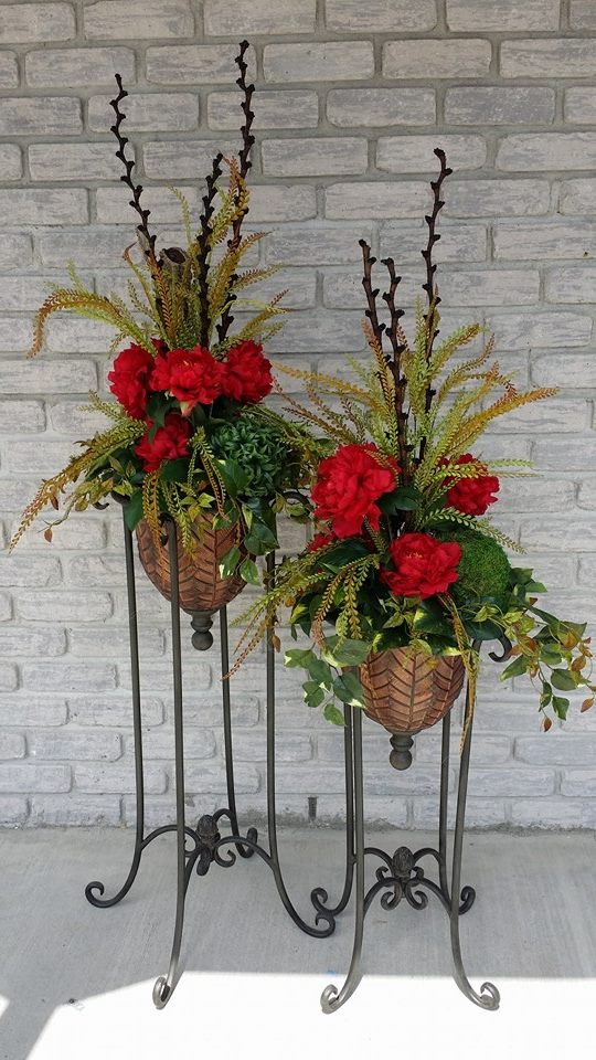 Ladies in Red from BlueShores Flowers & Gifts in Wasaga Beach, ON