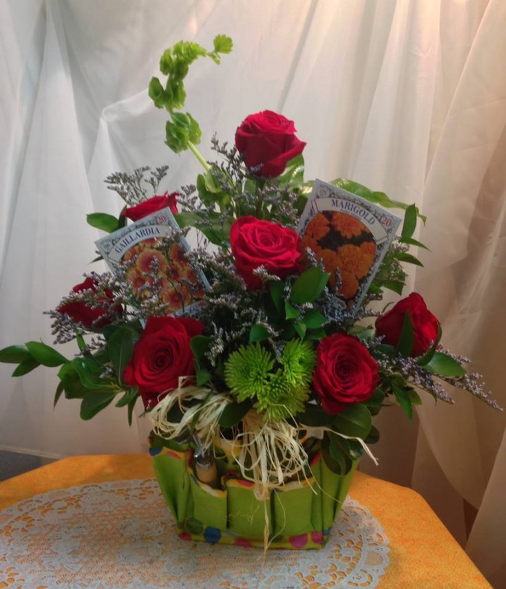 Mom's Garden Delight from Michele's Floral and Gifts in Copperas Cove, TX