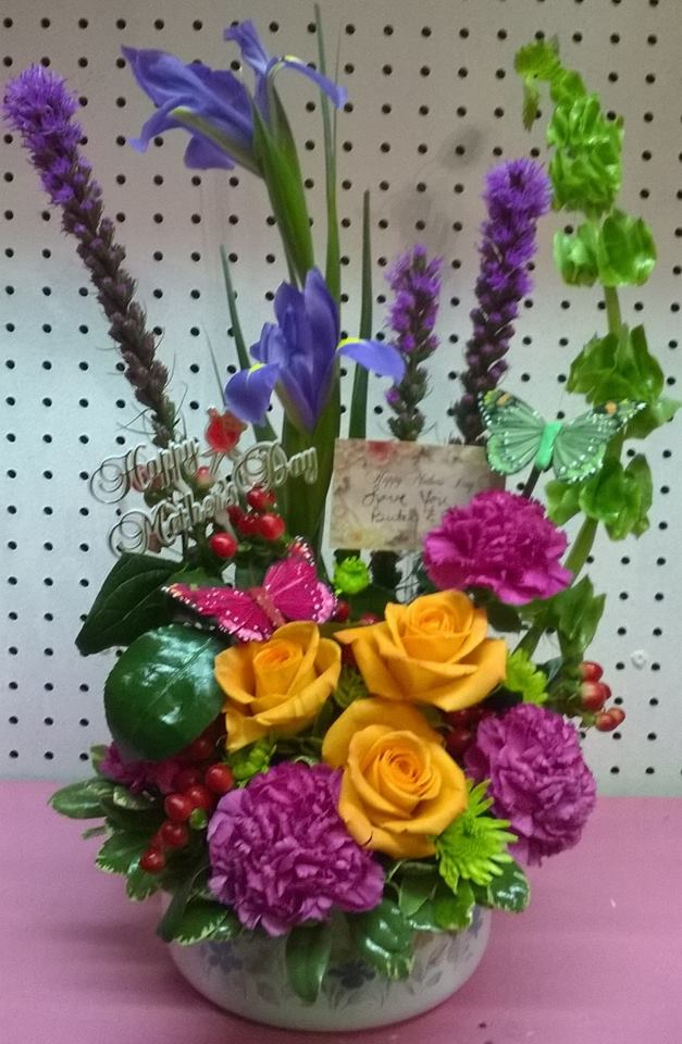 More Mother's Day love from Wilma's Flowers in Jasper, AL