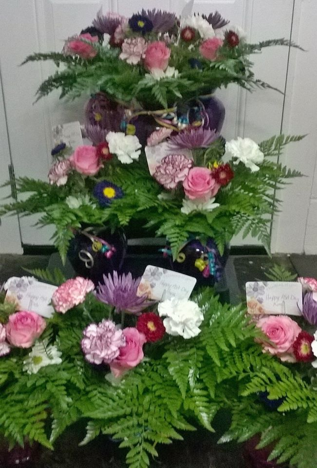 Vases for Administrative Professionals Day by Wilma's Flowers in Jasper, AL
