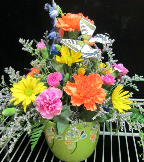 A little cooler love from Inspirations Floral Studio in Lock Haven, PA
