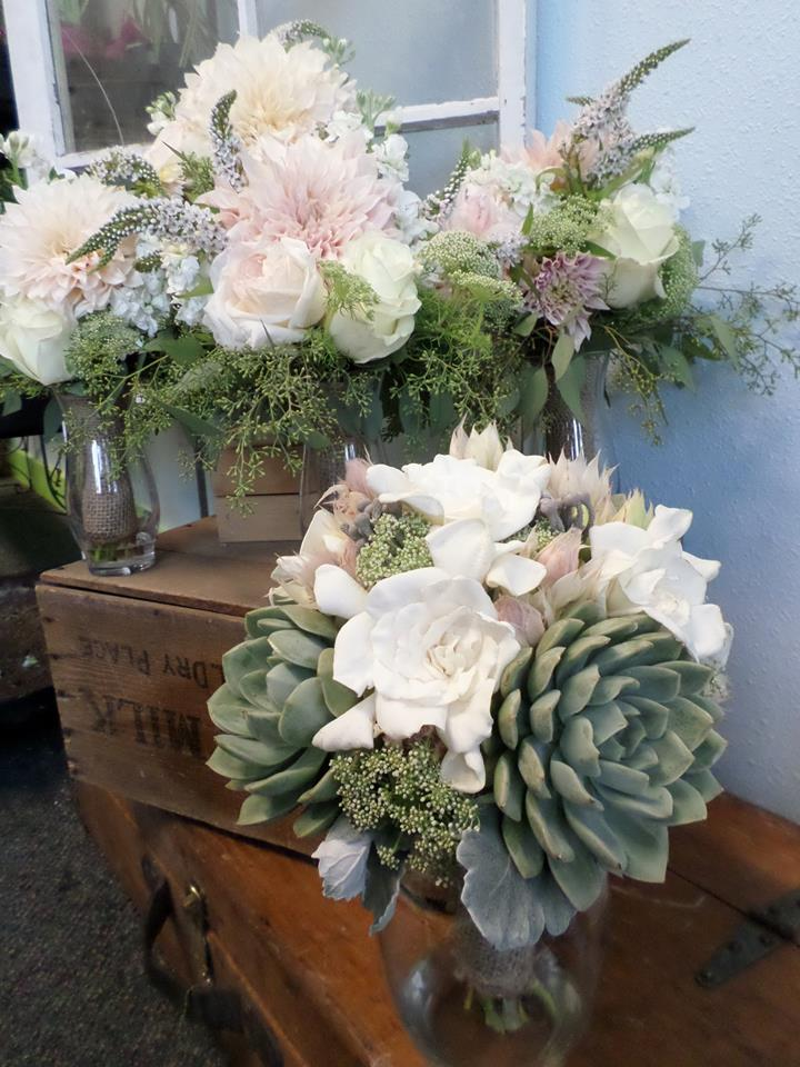 A touch of rustic charm from Klamath Flower Shop in Klamath Falls, OR