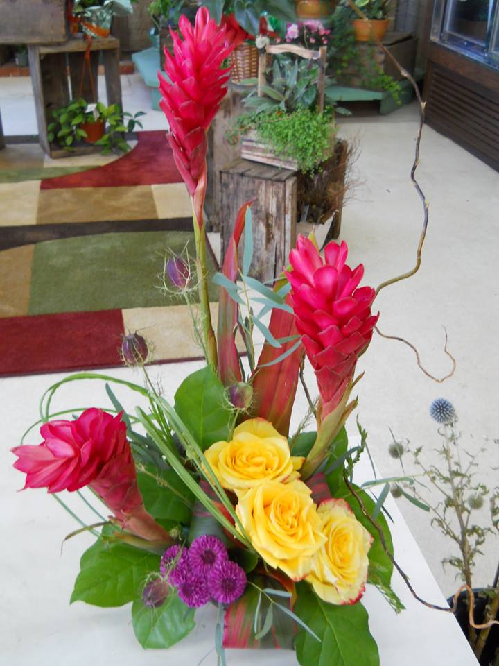 Aloha from Corrine's Flowers & Gifts in Medford, OR