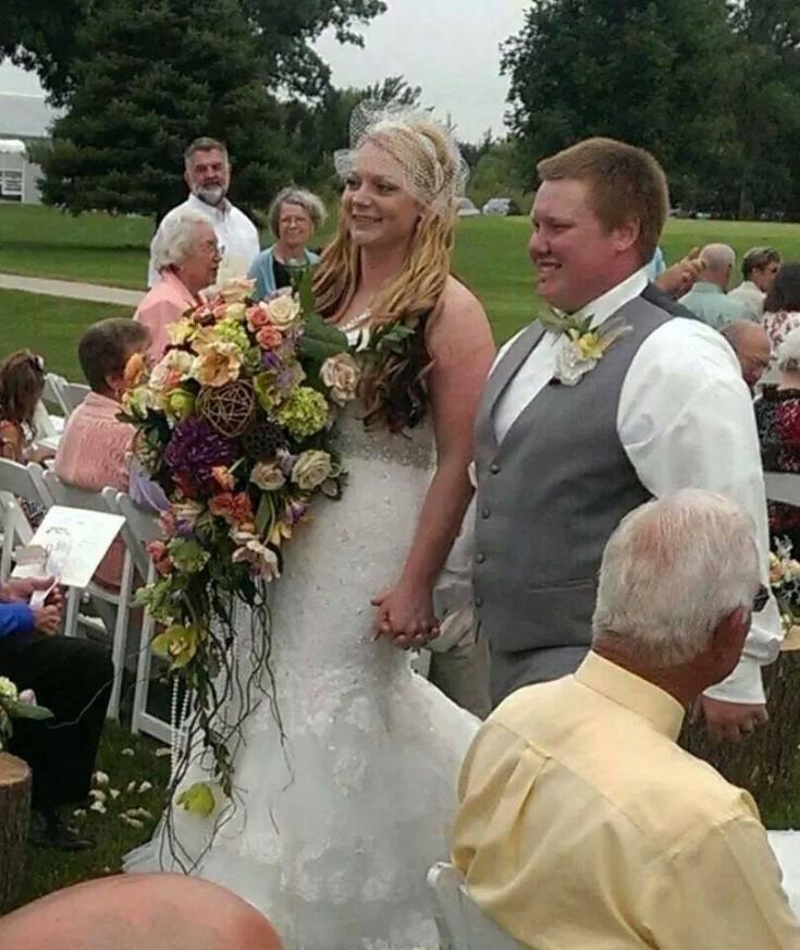 Breathtaking bouquet from Flowers & Wine in Wayne, NE