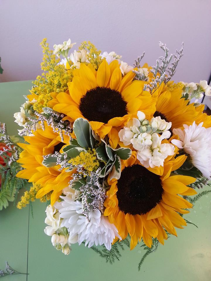 Amazing bouquet from Jocelyn's Floral INC. in Cedar City, UT
