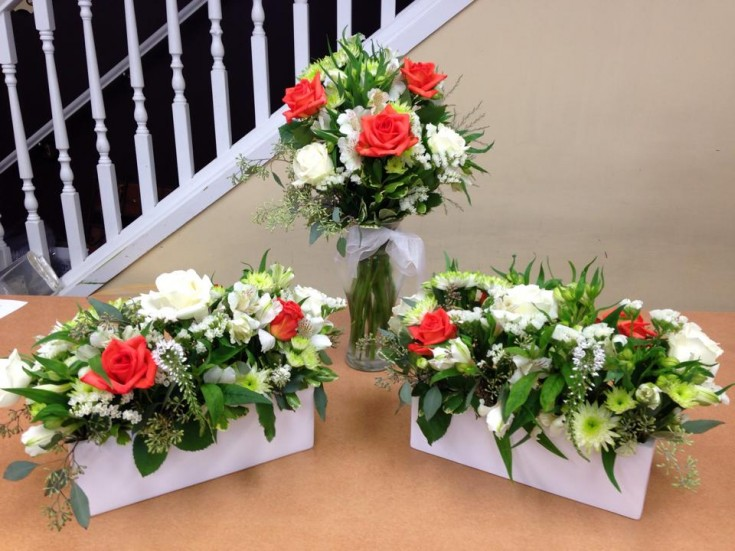 Amazing event flowers from Oak Bay Flower Shop Ltd. in Victoria, BC