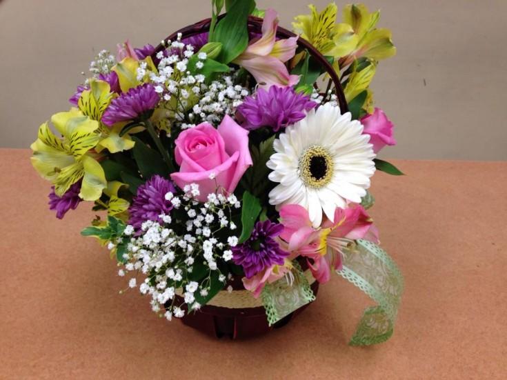 Beautiful piece from Oak Bay Flower Shop Ltd. in Victoria, BC