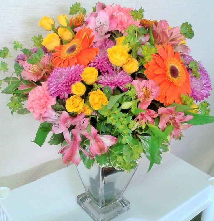 Bright ideas at Marshfield Blooms in Marshfield, MO