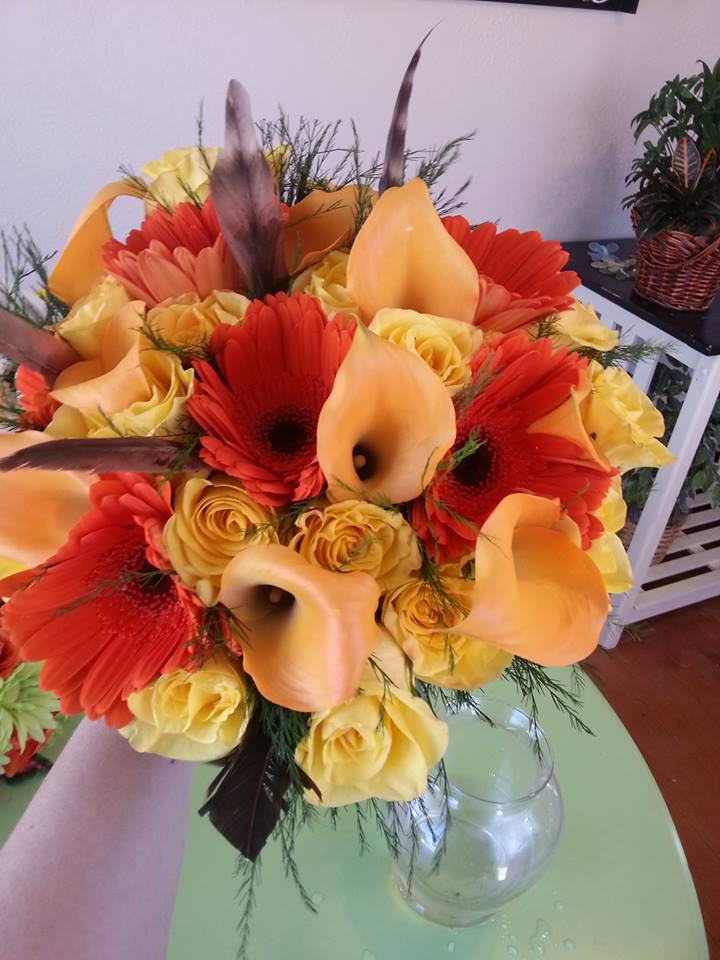 Elegant arrangement from Jocelyn's Floral INC in Cedar City, UT