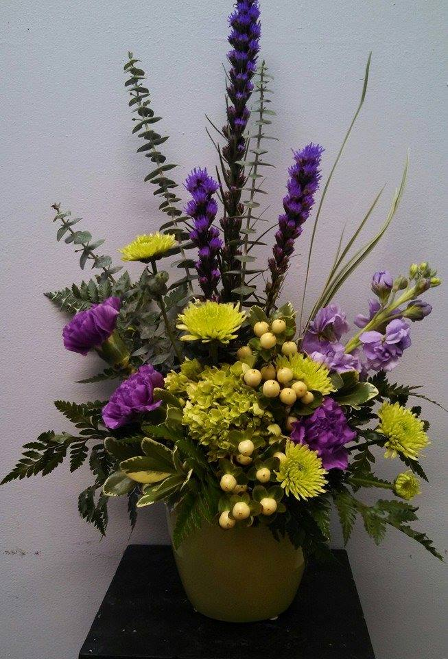 Everyday cooler arrangement from Falmouth House of Flowers in Falmouth, MA