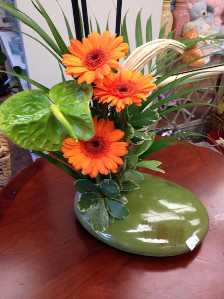 Excellent design from Oak Bay Flower Shop in Victoria, BC
