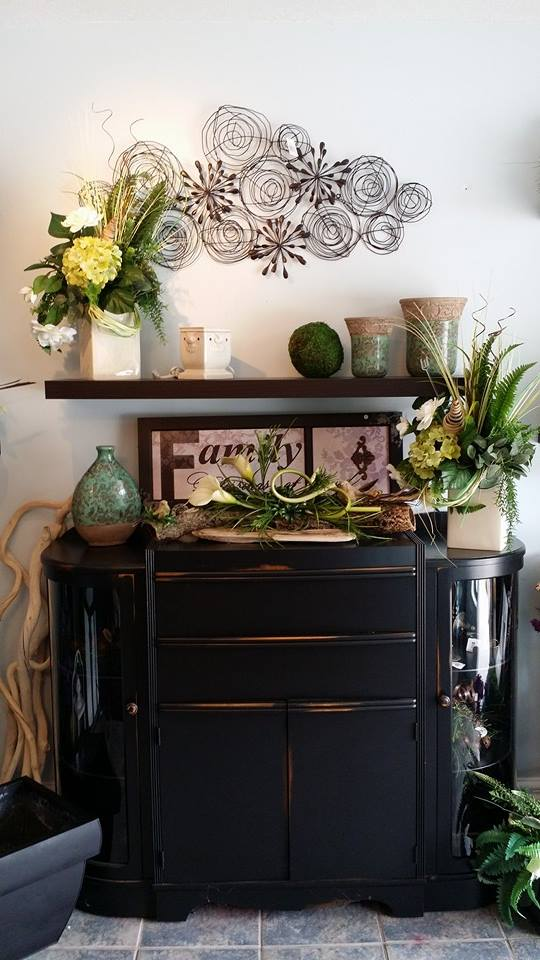 Gorgeous pieces from BlueShores Flowers & Gifts in Wasaga Beach, ON