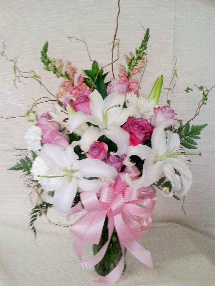 Happy Anniversary from Marshfield Blooms in Marshfield, MO