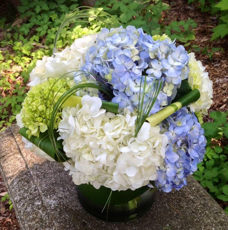 'Singular Sensation' with Guilford White House Florist in Guilford, CT