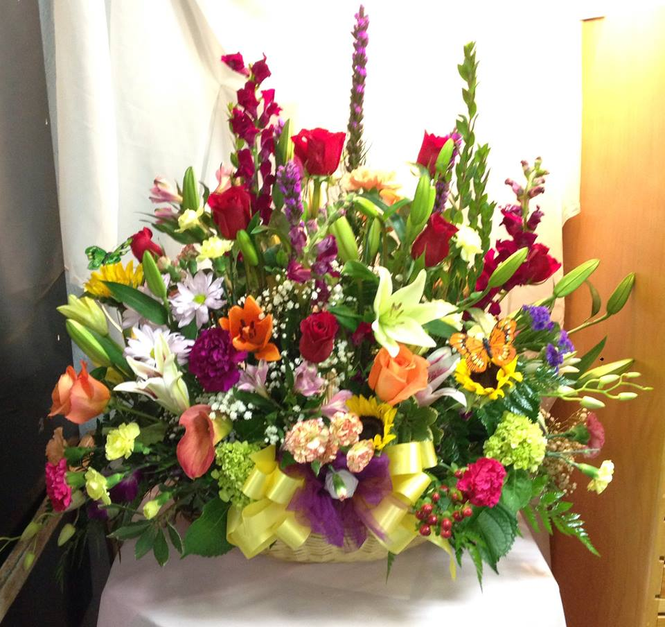 A colorful summer mix from Michele's Floral and Gifts in Copperas Cove, TX