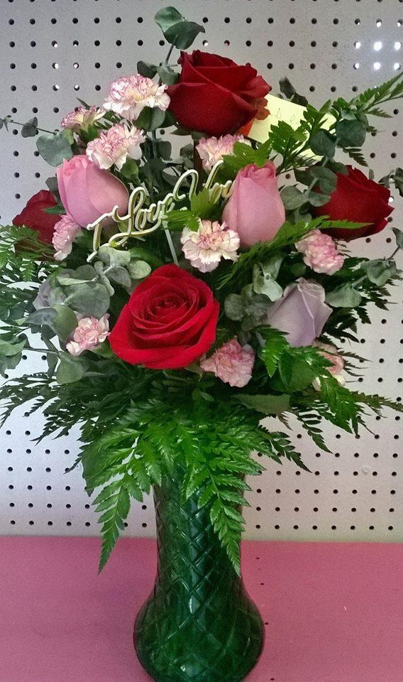 Keeping things rosey at Wilma's Flowers in Jasper, AL