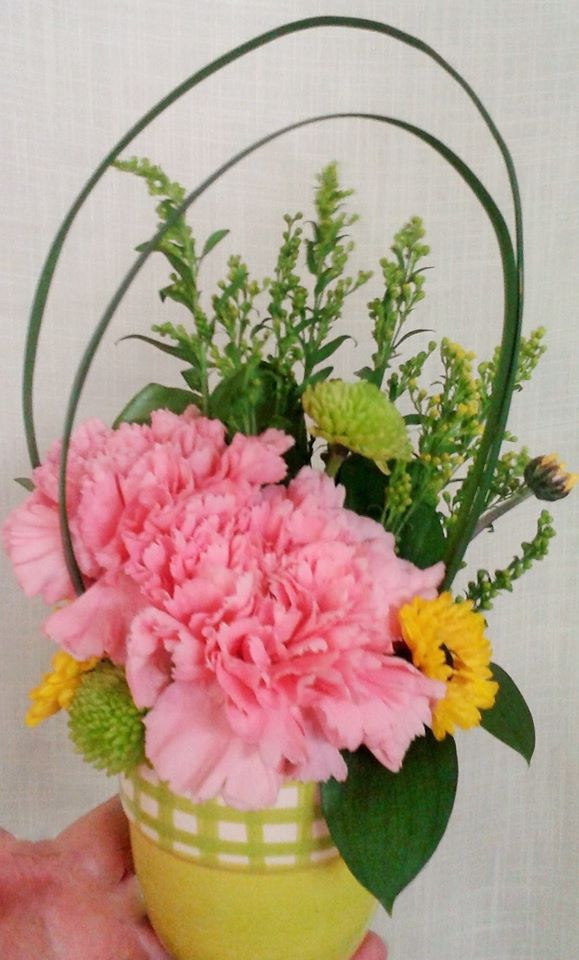 A 'bouquet of the day' from Marshfield Blooms in Marshfield, MO