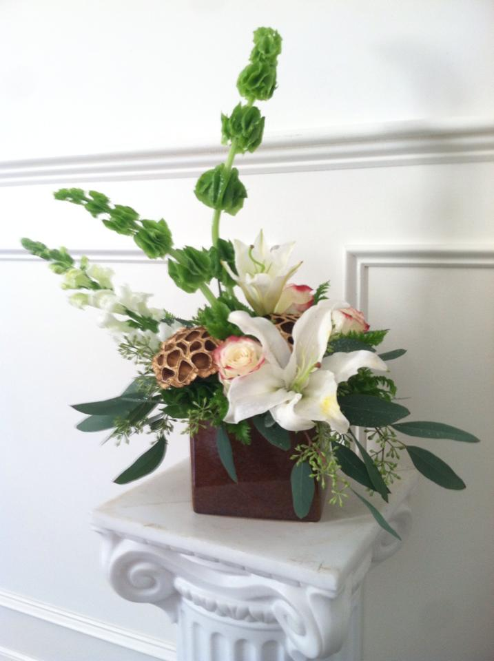 Beautiful arrangement from Works of Heart Flowers in Wilton, NH