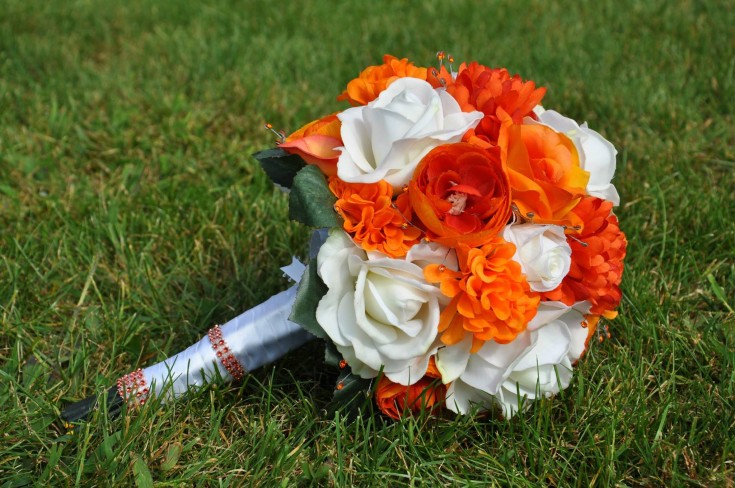 Breathtaking bouquet from All Occasion Silk Creations in Imperial, PA
