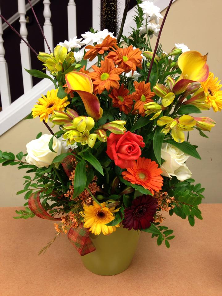 Celebrating autumn from Oak Bay Flower Shop Ltd. in Victoria, BC