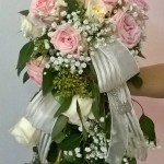 Exquisite bridal bouquet from Wilma's Flowers in Jasper, AL