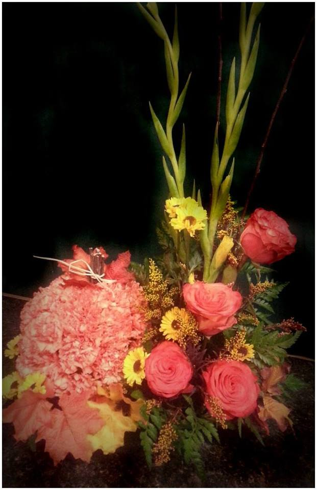 Getting creative with Clark County Floral in Vancouver, WA