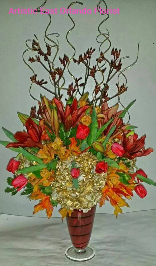 Gorgeous arrangement from Artistic East Orlando Florist in Orlando, FL