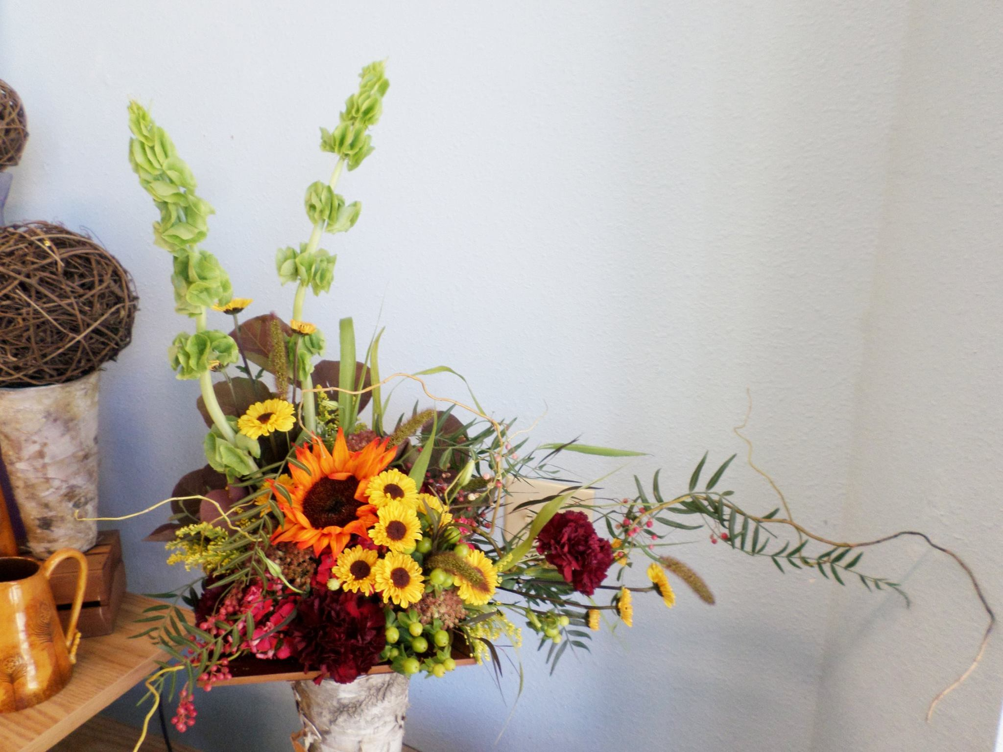 Friday Florist Recap 104 1010 Creativity Abounds