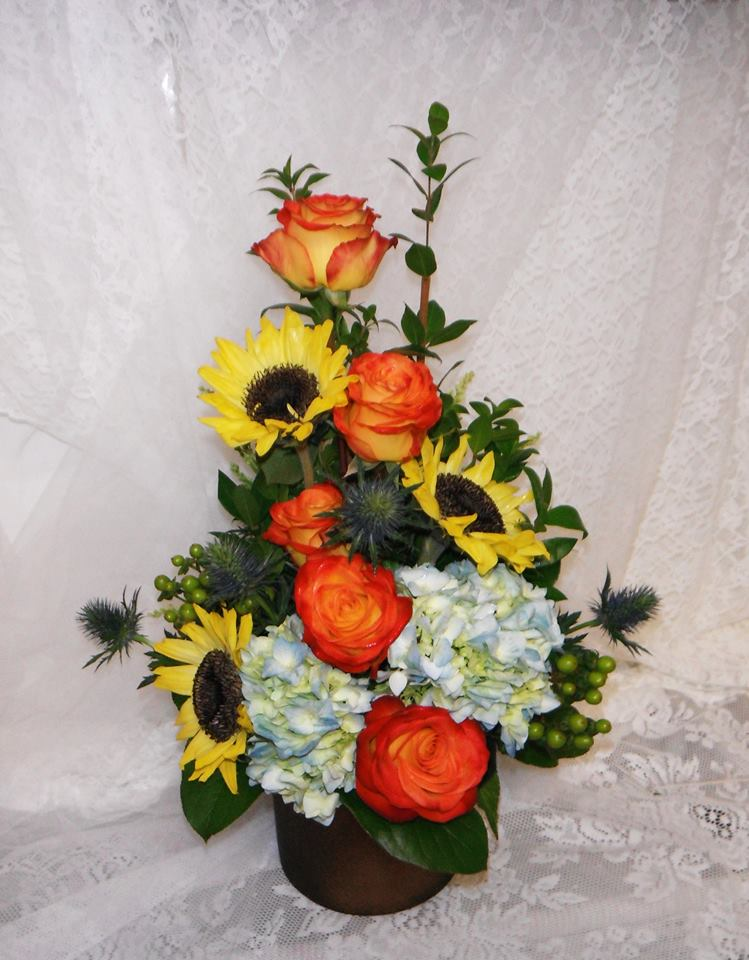 Lovely design from Crow River Floral and Gifts in Hutchinson, MN